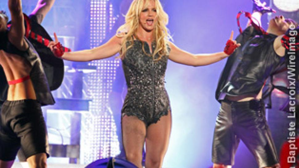 2f9baceb302fa Britney Spears Hits Bumpy Road While Promoting Femme Fatale