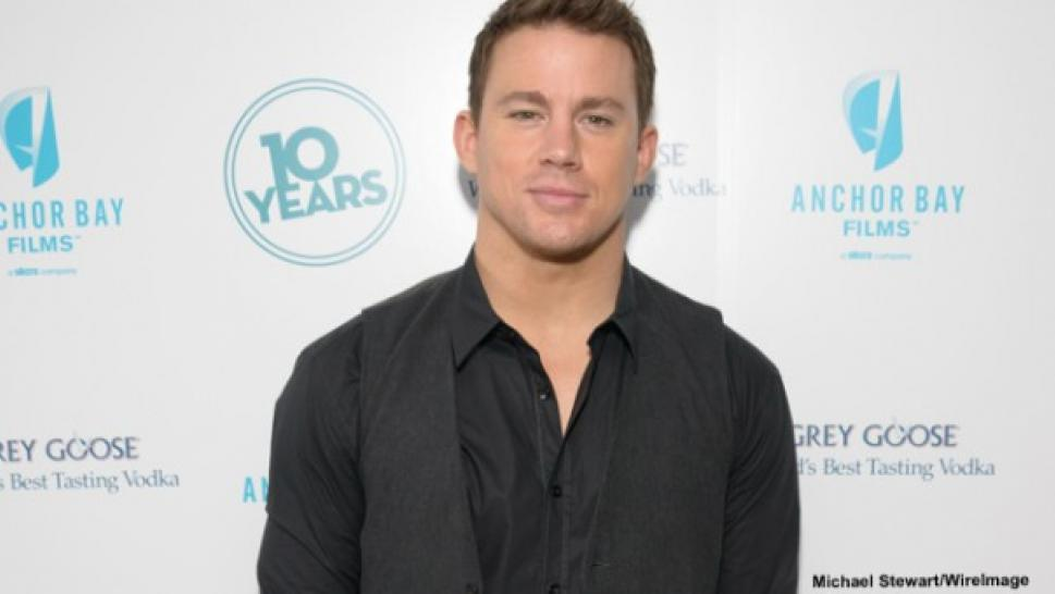 channing tatum is quotthe sexiest man alivequot inside edition