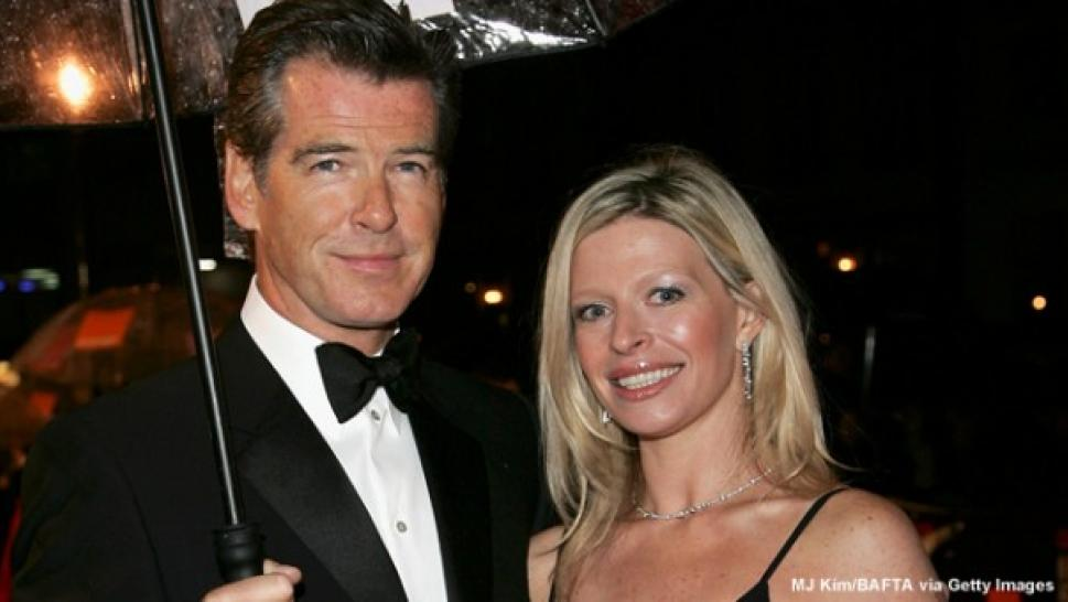 Pierce Brosnan's Daughter Dies Of Cancer | Inside Edition - photo#6