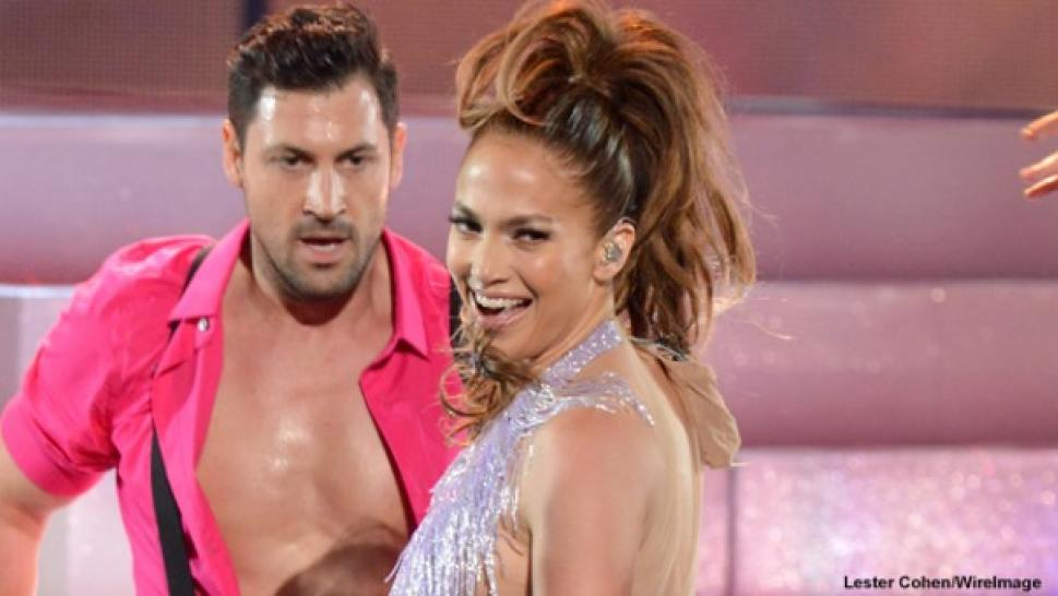 Jlo Dating Max From Dancing With The Stars