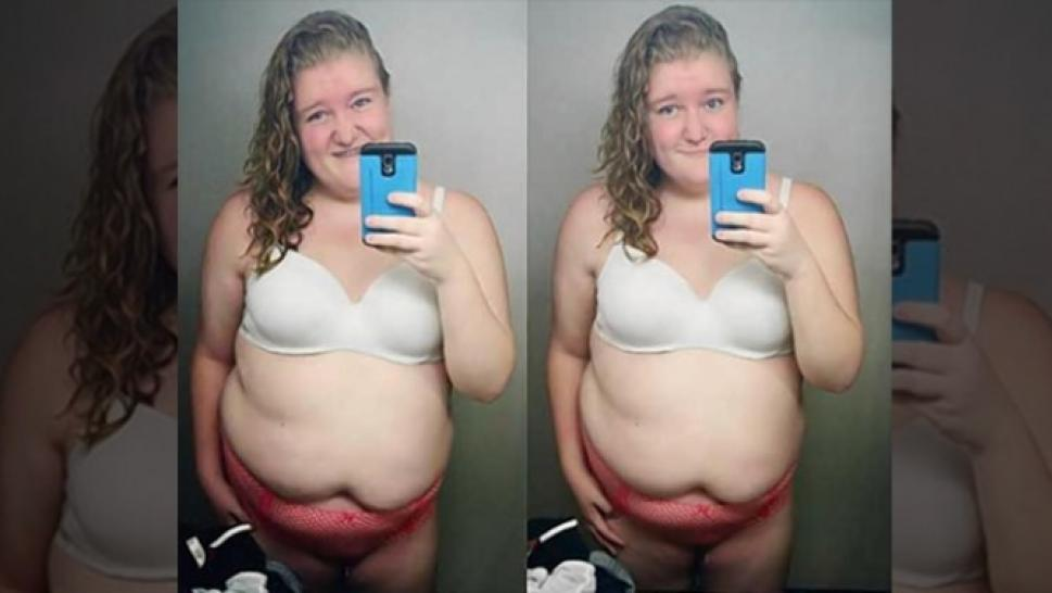 Plus-Sized Woman's Pic 'Censored' By Instagram? | Inside Edition