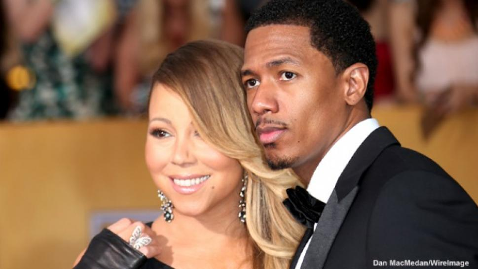 Nick Cannon Without Wedding Ring On Americas Got Talent