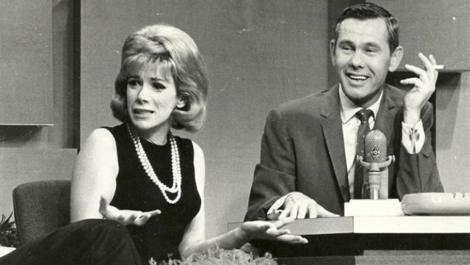 Joan Rivers Vs. Johnny Carson: Their Late Night Feud | Inside Edition