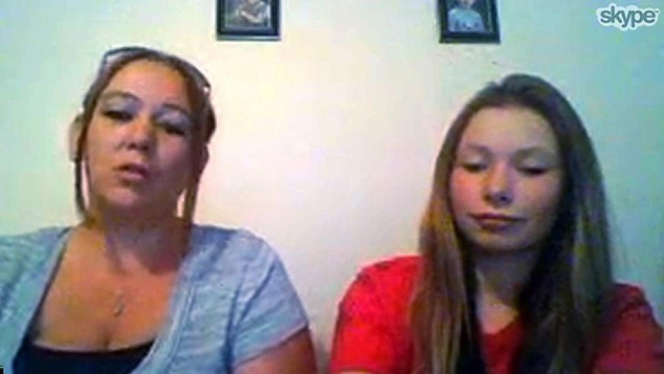 Mom Teaches Teen Daughter A Lesson For Skipping Class