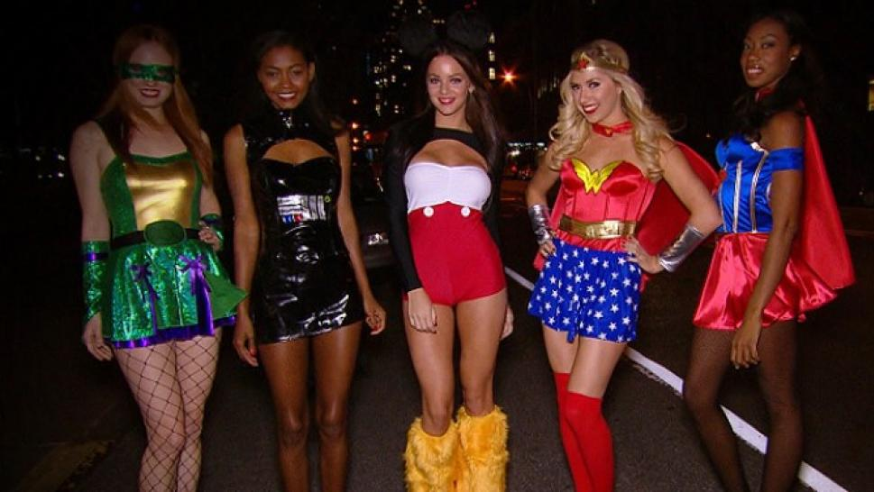 Sexiest Halloween Costumes Ever | Inside Edition