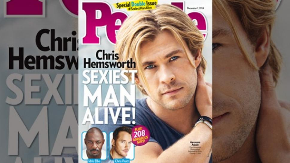 Sexiest Man Alive Goes Up Against 'Geeky To Gorgeous