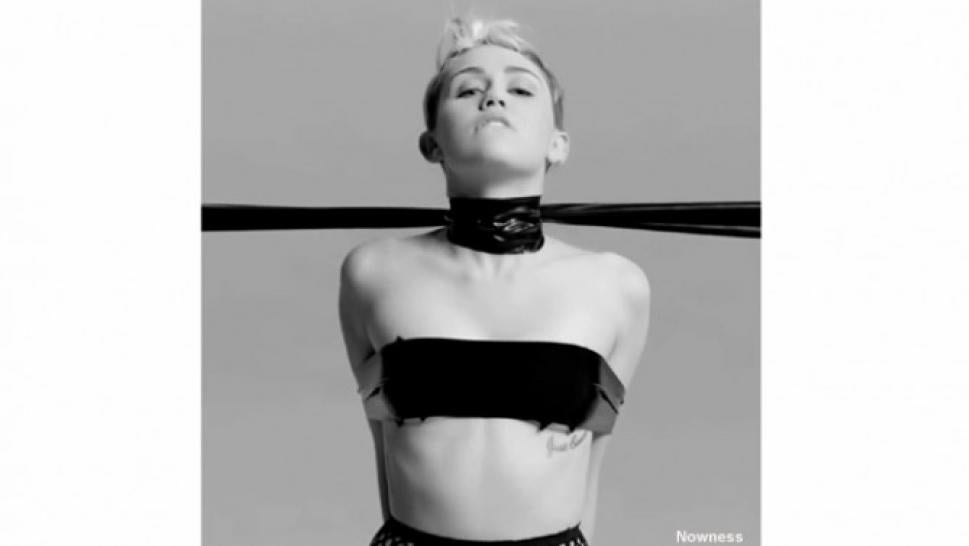 Miley Cyrus Enters Edgy Video into NYC Porn Film Festival ...
