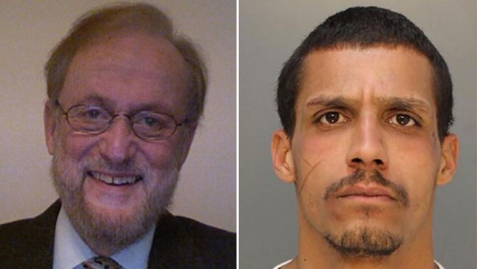 Male Prostitute Arrested in Murder of Married Psychiatrist Found Strangled  in His Hotel Room