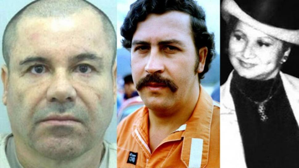 6 of History's Most Notorious Drug Lords | Inside Edition