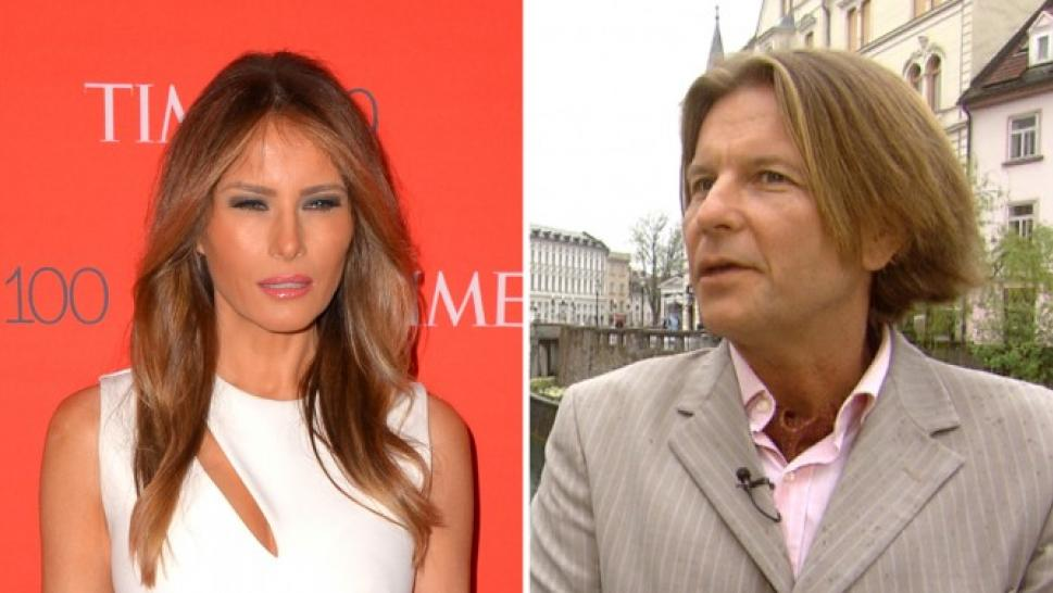 Man Who Says He Was Melania Trump S First Boyfriend