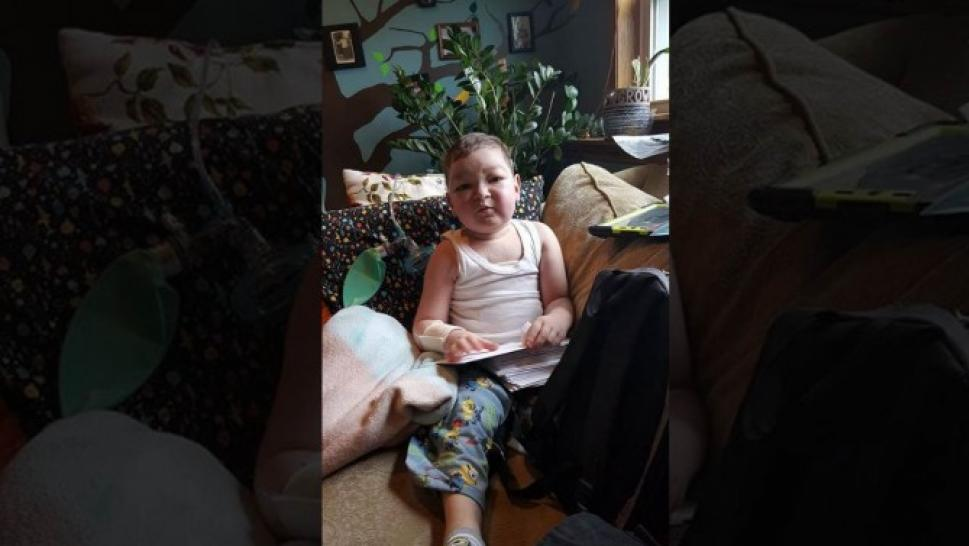 5 Year Old Boy Loses Cancer Fight After Receiving Hundreds Of Birthday Cards