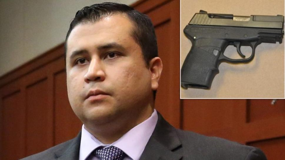 George Zimmerman charged with stalking, threatening Trayvon Martin documentary producer