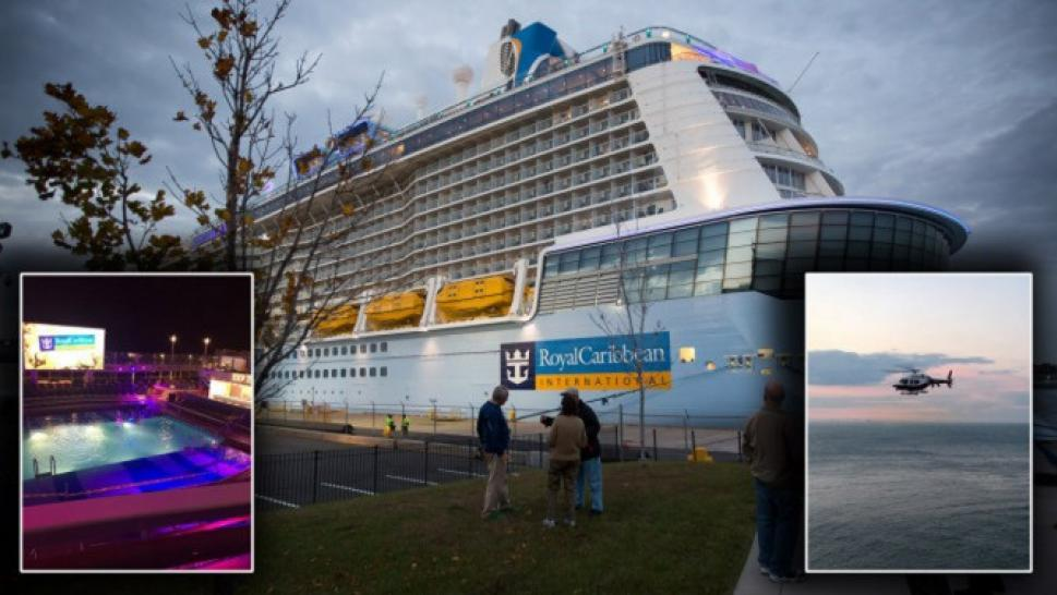 Boy Who Nearly Drowned In Royal Caribbean Cruise Ship Pool Has Died