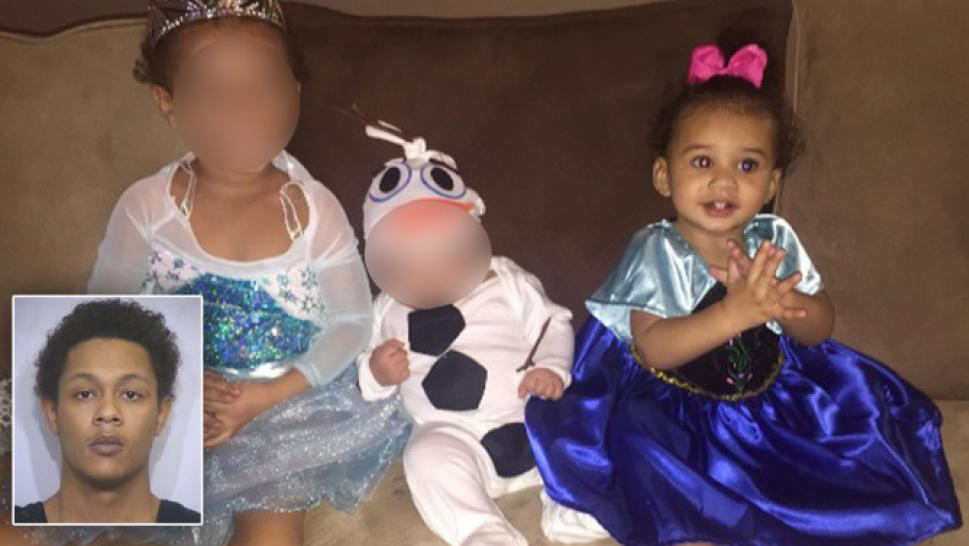 Woman Donates Organs of 1-Year-Old Daughter Allegedly Beaten to Death by  Mother's Boyfriend