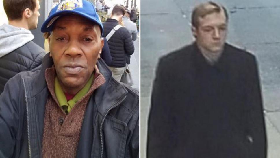 man stabs to death homeless person in hunt to target black males