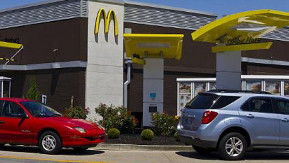 Boy 8 Drives His 4 Year Old Sister To Mcdonalds After Watching