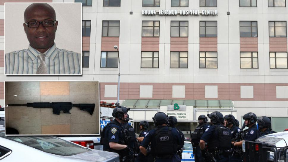 Doctor Who Stormed NYC Hospital With Assault Rifle, Killing
