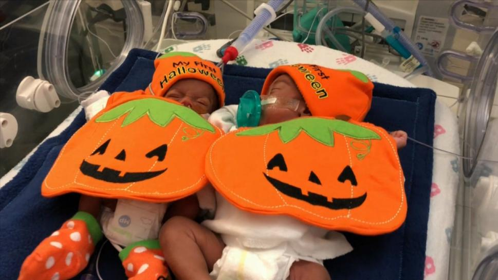 Preemie Babies in Costumes Are This Halloween's Sweetest Treats