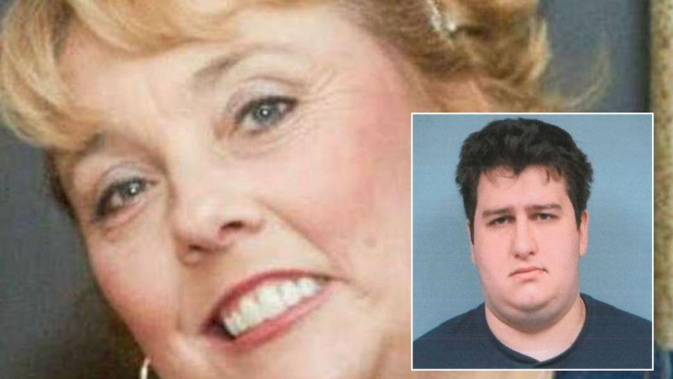 Jeffrey Scullin is accused of killing his future mother-in-law, police say.
