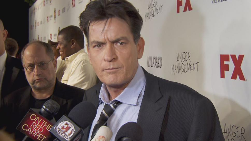 Corey Haim's mum responds to claims Charlie Sheen raped him
