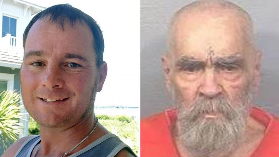 Jason Freeman's father was the only known child of Charles Manson.