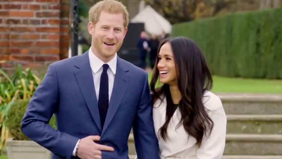 Markle Engagement Prince Harry Reactions