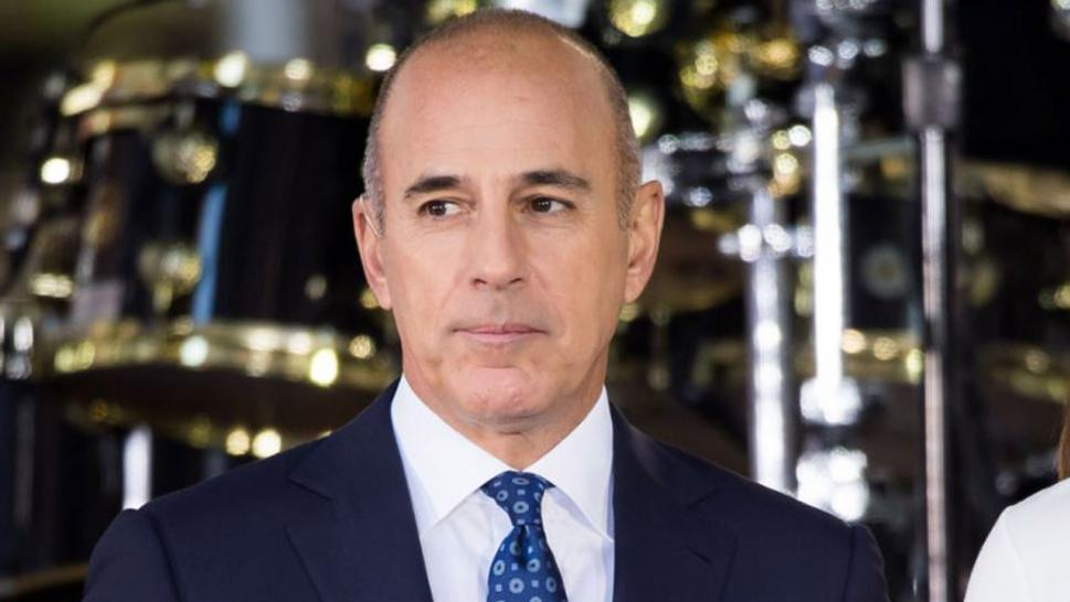 'Today' co-host Matt Lauer showed his genitals to a staffer: report