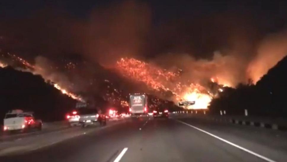 East Contra Costa Fire Sends Strike Team to Los Angeles County