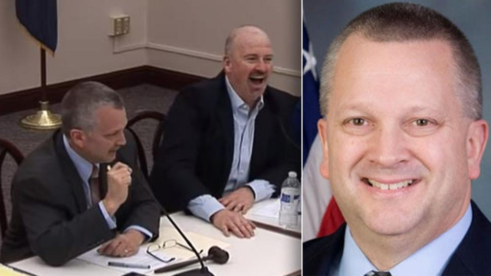 State Rep. Daryl Metcalfe caught on camera making homophobic remarks