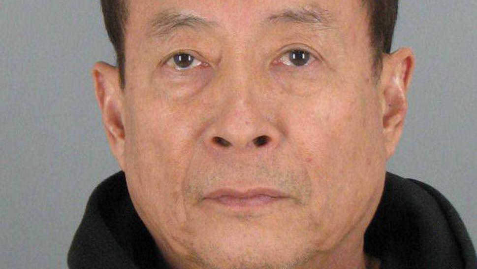 Kevin Lin, 68, was taken into custody in Southern California by the U.S. State Department on Friday after he applied for a passport under his real name, authorities said.