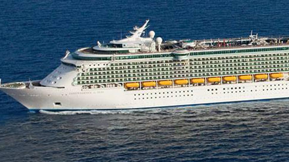 More Than Passengers Fall Ill On Royal Caribbean Cruise Ship - Cruise ship independence