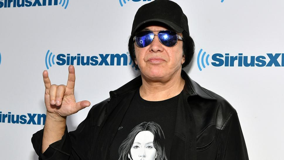 Gene Simmons is being sued for sexual battery