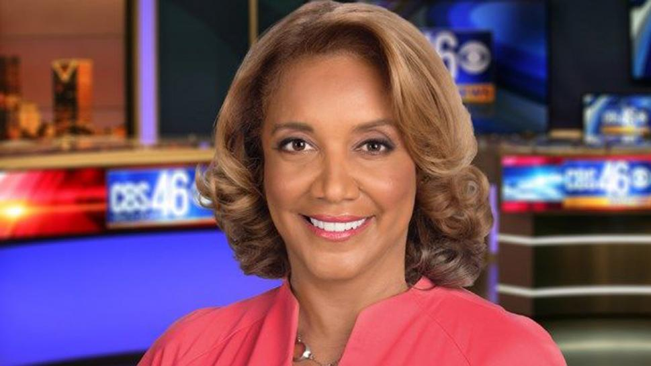 CBS46 anchor Amanda Davis has a 'massive stroke,' is hospitalized