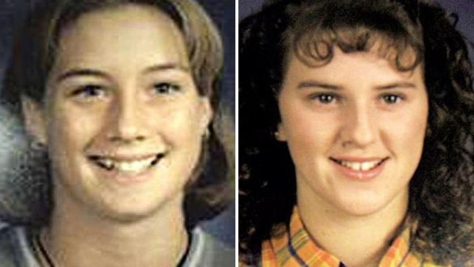 Ashley Freeman (left) and Lauria Bible, both 16, were last seen alive on Dec. 29, 1999.