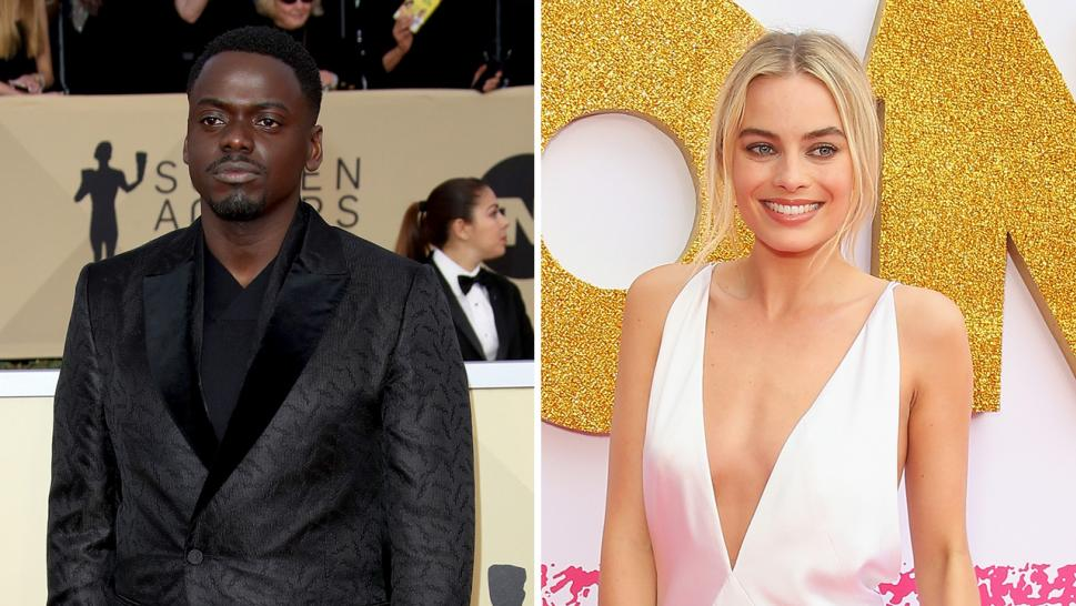 Daniel Kaluuya and Margot Robbie are among the 2018 Oscar nominees.