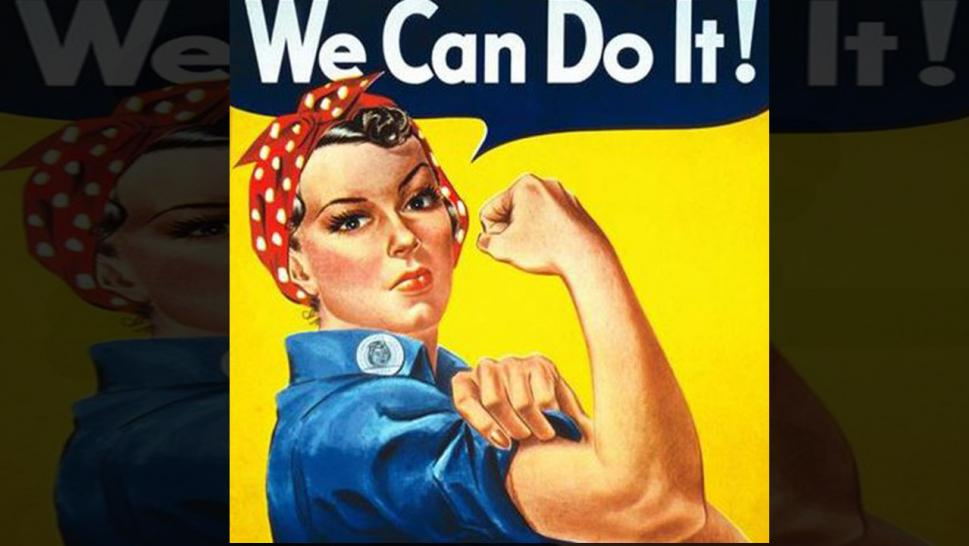 The real-life Rosie the Riveter has died at age 96.
