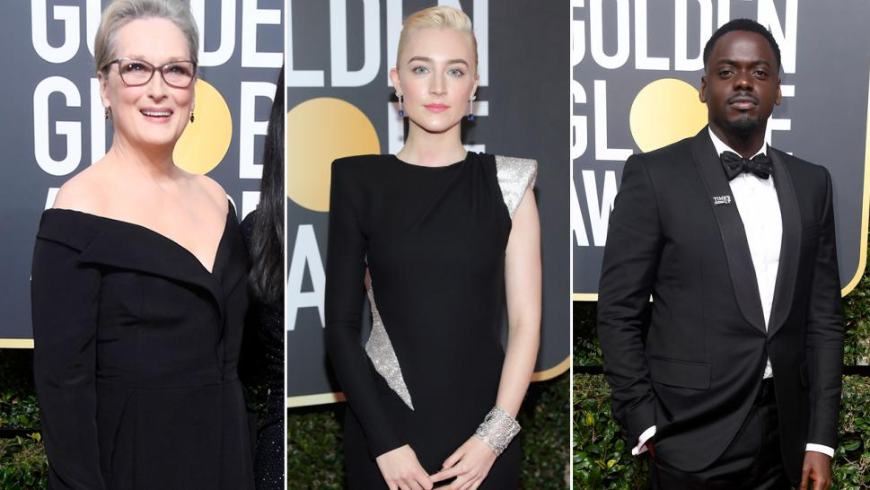 Golden Globes 2018: The Complete Winners List | Inside Edition