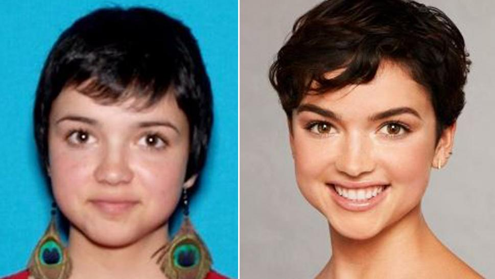 Rebekah Martinez wasn't missing after all.