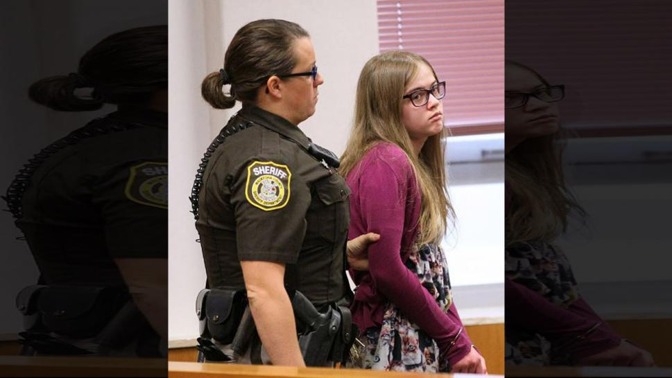 'Slender Man' verdict: Morgan Geyser gets 40 years in mental hospital.