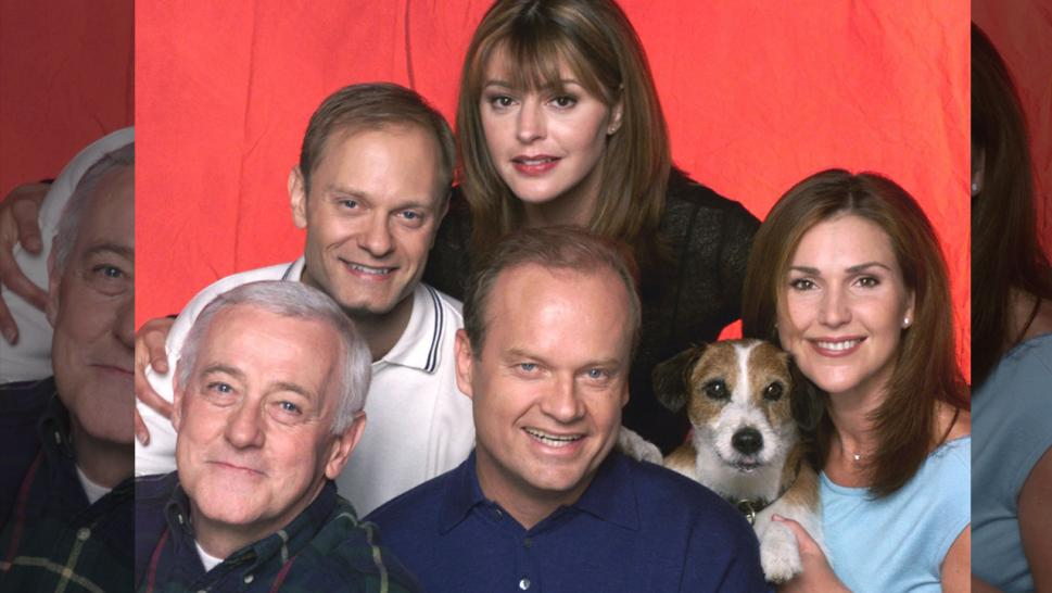 John Mahoney of 'Frasier' fame dies at 77