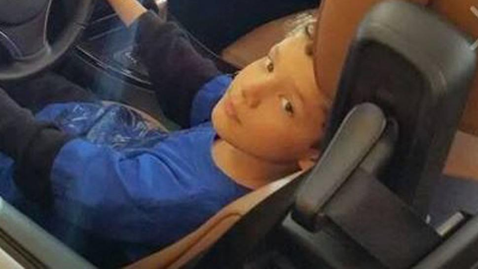 Anthony Perez, 11, died trying to save his friend.