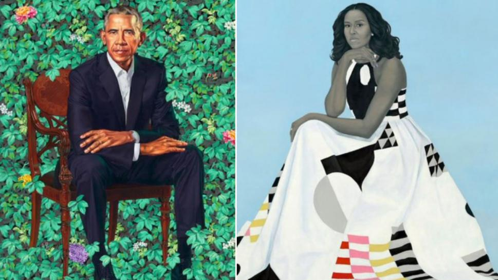 Obama Portraits Revealed to Have Cost $500,000 as Criticism of