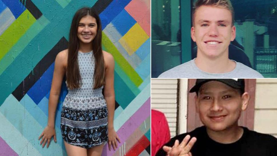 Victims Of Florida Shooting Revealed