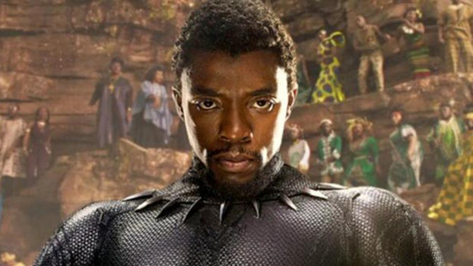 Image from Black Panther