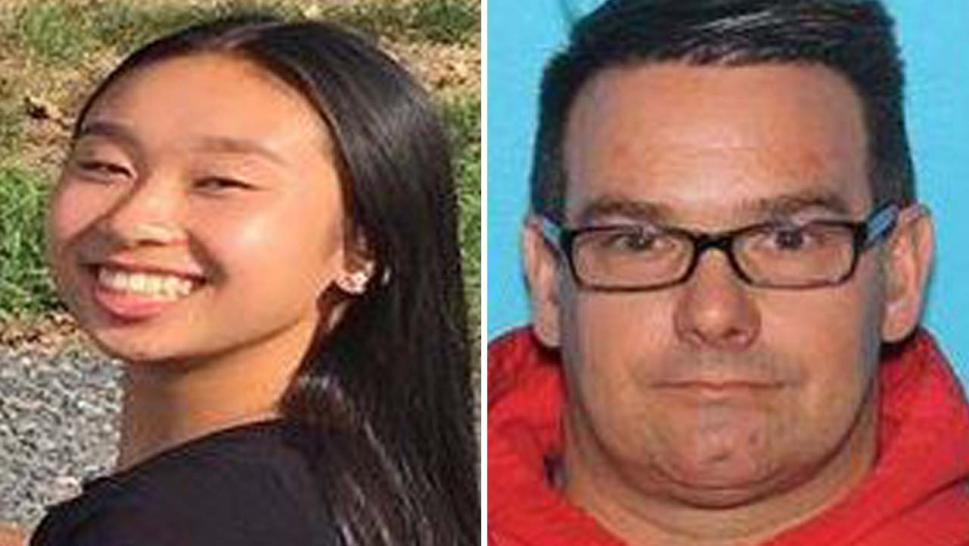 "Amy Yu, a Lehigh Valley Academy Charter School student, and Kevin Esterly, were last seen together on Monday ""and could possibly be endangered,"" Allentown Police said in a statement."