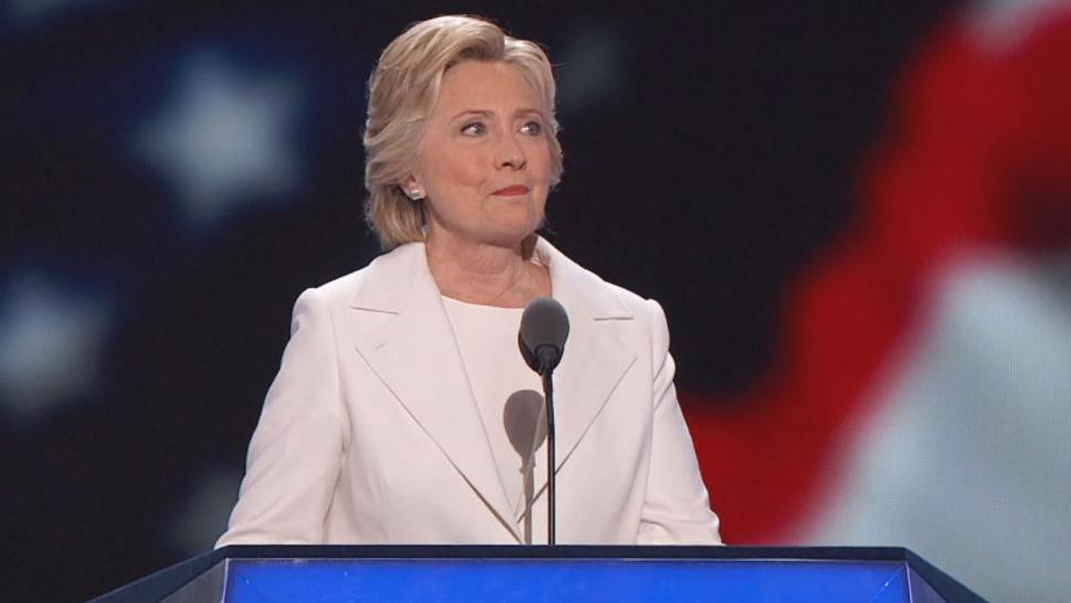 Hillary: Husbands told white women to vote for Trump
