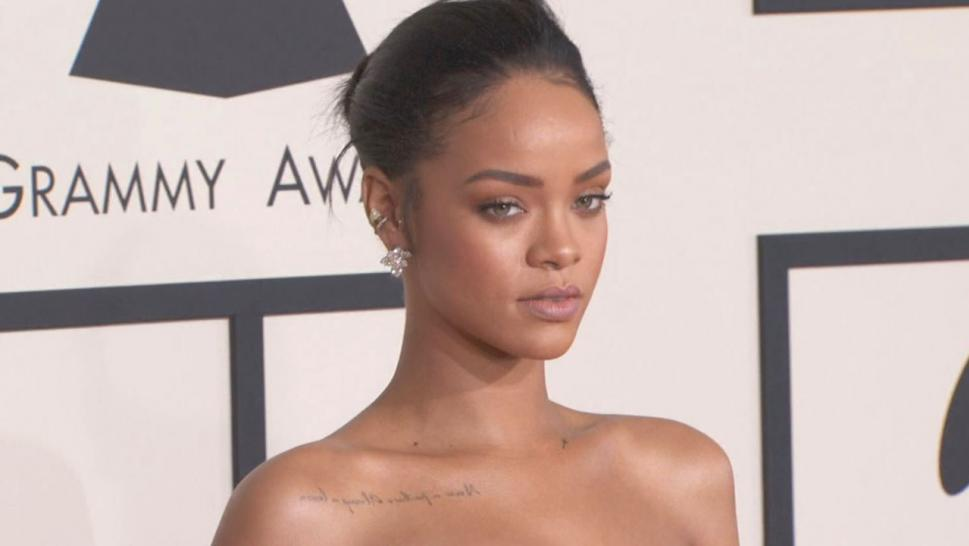 Rihanna slams Snapchat over advert promoting domestic violence