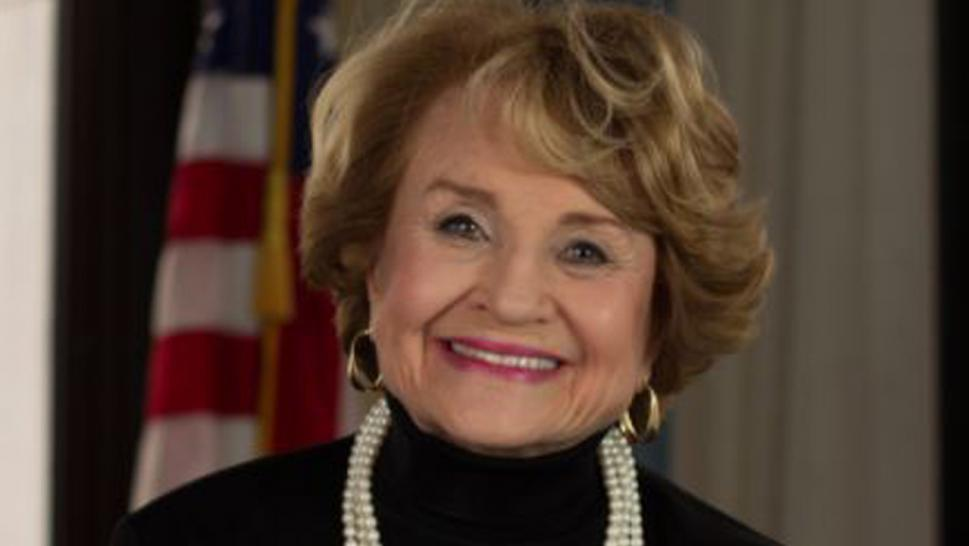 Rep. Louise Slaughter, a Democratic lawmaker considered a trailblazer for women in politics, died on Friday. She was 88.