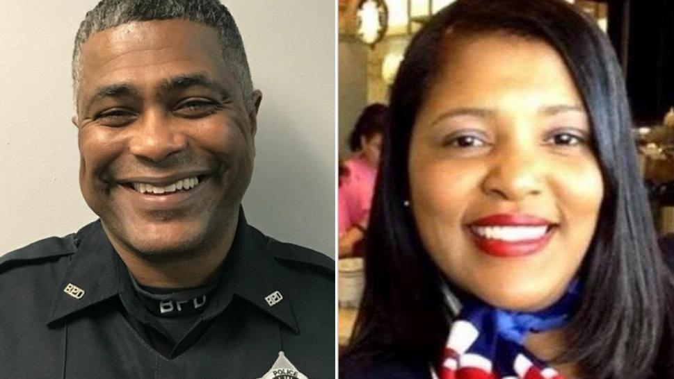James Eric Davis Sr., 48, and Diva Jeenen Davis, 47,