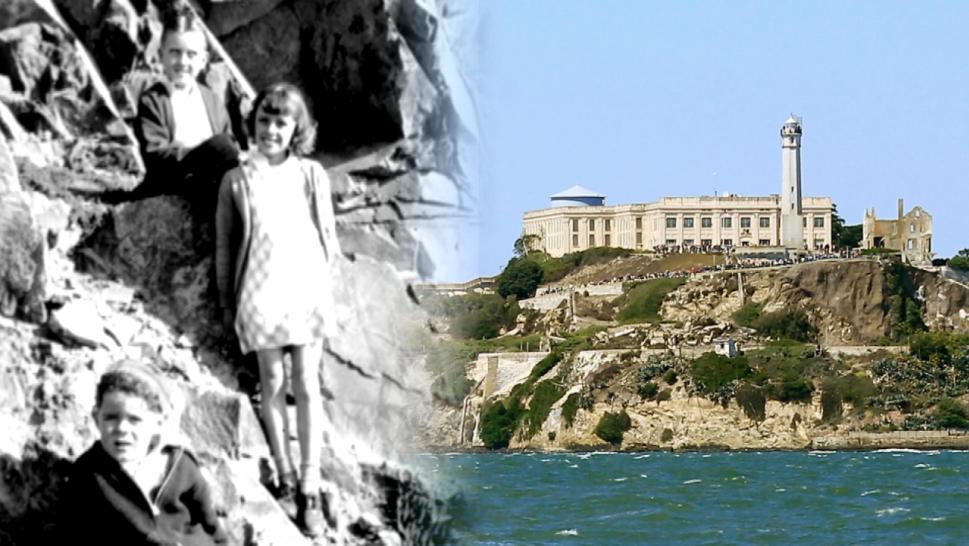 Open from 1934 to 1963, Alcatraz Federal Penitentiary was thought to house some of America's most ruthless criminals. But it was also home to the guards who patrolled the cell blocks. And with them came their young families.